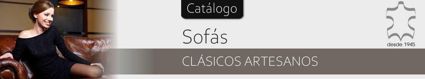 Sofás de Piel Clásicos - SofaHogar
